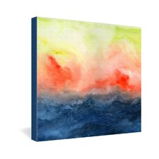 <strong>DENY Designs</strong> Jacqueline Maldonado Brushfire Gallery Wrapped Canvas