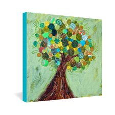 Elizabeth St Hilaire Nelson Spring Tree Gallery Wrapped Canvas