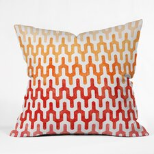 <strong>DENY Designs</strong> Arcturus Warm 1 Polyester Throw Pillow