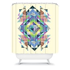 Fimbis Clarice Polyester Shower Curtain