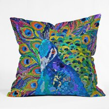 <strong>DENY Designs</strong> Elizabeth St Hilaire Nelson Cacophony of Color Polyester Throw Pillow