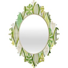 <strong>DENY Designs</strong> Cori Dantini Green  Baroque Mirror