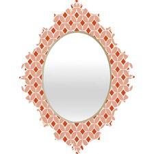 Caroline Okun Persimmon Baroque Mirror