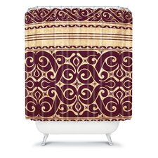 Arcturus Beru Polyester Shower Curtain