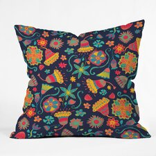 <strong>DENY Designs</strong> Arcturus Bloom 1 Polyester Throw Pillow