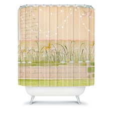 Cori Dantini Woven Polyester Horizontal Shower Curtain