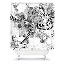 Iveta Abolina Polyester Play Shower Curtain