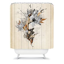 Iveta Abolina Polyester Floral 1 Shower Curtain