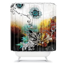 Iveta Abolina Polyester Frozen Dreams Shower Curtain