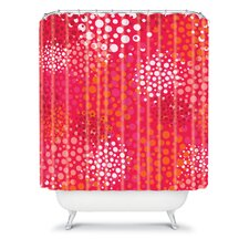 Khristian A Howell Polyester Brady Dots 2 Shower Curtain