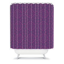 Khristian A Howell Woven Polyester Provencal Lavender 1 Shower Curtain