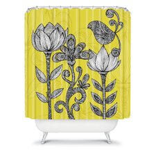 Valentina Ramos Polyester Garden Shower Curtain