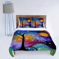 <strong>DENY Designs</strong> Madart Inc. Winter Sparkle Duvet Cover Collection
