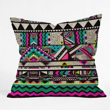 Kris Tate Woven Polyester Throw Pillow