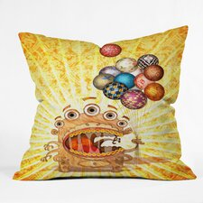 Jose Luis Guerrero Woven Polyester Throw Pillow