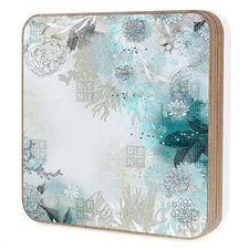 <strong>DENY Designs</strong> Iveta Abolina Seafoam BlingBox