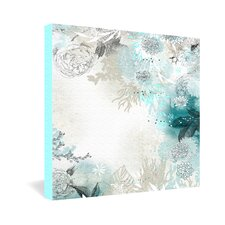 Iveta Abolina Seafoam Canvas Wall Art