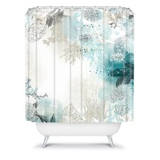Iveta Abolina Polyester Seafoam Shower Curtain