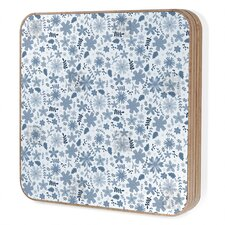 <strong>DENY Designs</strong> Jennifer Denty Genevieve Florals Big BlingBox