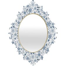 Jennifer Denty Genevieve Florals Big Mirror