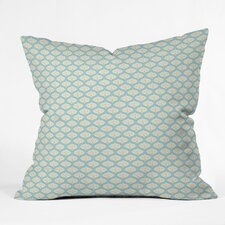 Sabine Reinhart Into The Sky Polyester Throw Pillow