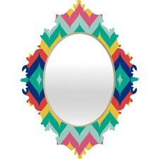 Juliana Curi Chevron 5 Mirror