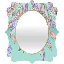 Jacqueline Maldonado A Different Nature 1 Wall Mirror