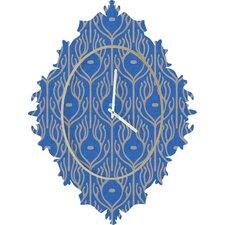Holli Zollinger Umbraline Wall Clock