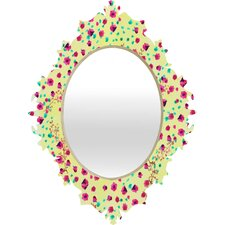 Joy Laforme Wind Swept Floral Mirror