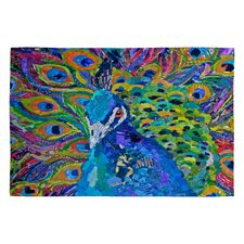 <strong>DENY Designs</strong> Elizabeth St Hilaire Nelson Cacophony of Color Novelty Rug