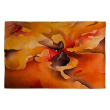 Brian Wall Fine Art Morning Glory Rug