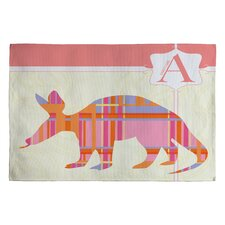 Jennifer Hill Miss Aardvark Kids Rug