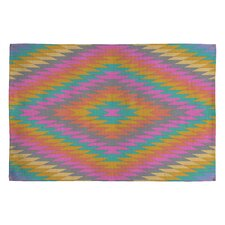 <strong>DENY Designs</strong> Bianca Green Ancient Rainbow Rug