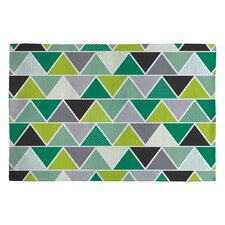 Heather Dutton Emerald Triangulum Rug