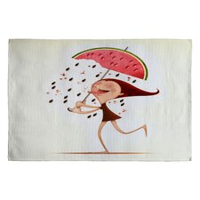 Jose Luis Guerrero Watermelon Novelty Rug