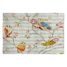 <strong>DENY Designs</strong> Betsy Olmsted Owl Tree 2 Novelty Rug