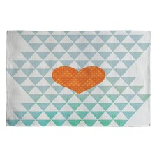 Hello Twiggs A Love Affair Blue Area Rug