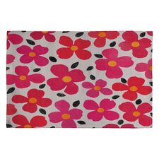 <strong>DENY Designs</strong> Garima Dhawan Berry Dogwood Novelty Rug