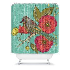 Valentina Ramos Contented Constance Shower Curtain
