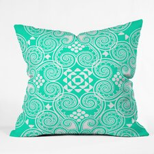 Budi Kwan Decographic Throw Pillow