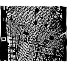 <strong>DENY Designs</strong> CityFabric Inc NYC Polyester Fleece Throw Blanket