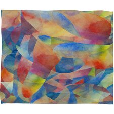 Jacqueline Maldonado This Is What Your Missing Polyester Fleece Throw Blanket