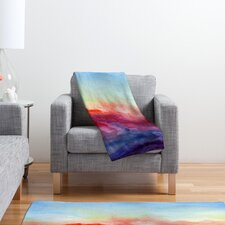 Jacqueline Maldonado Arpeggi Polyester Fleece Throw Blanket
