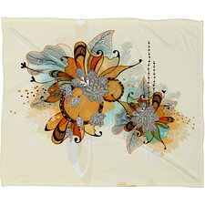 Iveta Abolina Sunset 2 Polyester Fleece Throw Blanket
