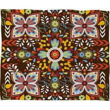 Khristian A Howell Wanderlust Polyester Fleece Throw Blanket