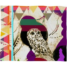 Randi Antonsen Luns Box 5 Polyester Fleece Throw Blanket