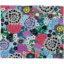 Khristian A Howell Valencia 1 Polyester Fleece Throw Blanket