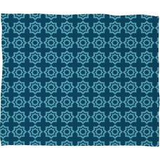 <strong>DENY Designs</strong> Khristian A Howell Moroccan Mirage Polyester Fleece Throw Blanket