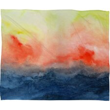 <strong>DENY Designs</strong> Jacqueline Maldonado Brushfire Polyester Fleece Throw Blanket