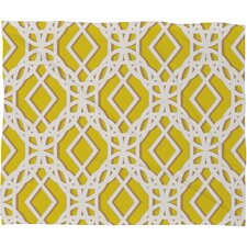 Aimee St Hill Diamonds Polyester Fleece Throw Blanket